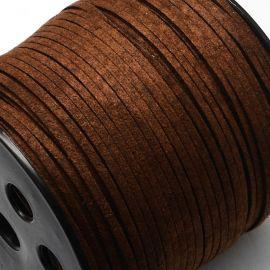 Suede strip 3 mm., 1 m.