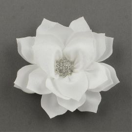 Decorative flower 86x20 mm., set of 1