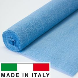 556 Cartotecnica Rossi crepe paper 2.50 x 0.50 m.