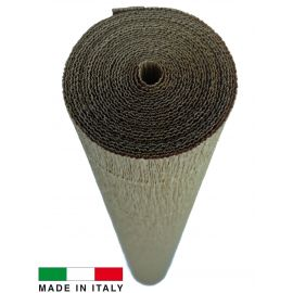 Качественная итальянская бумага, желтоватая 611, 2,50 х 0,50 м.