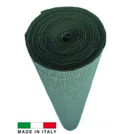 Качественная итальянская бумага, зеленоватая 612, 2,50 х 0,50 м.
