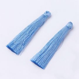 Polyester tassel, 65 mm., 1 pcs.