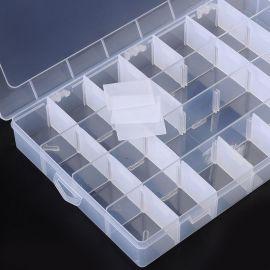 Ящик пластиковый для бус 350х220х50 мм, 1 шт.