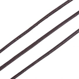 Natural leather cord, 1.50 mm., coil ~10 meters 1 coil