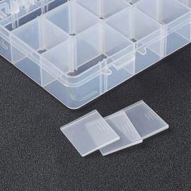 Plastic box, 160x100x30 mm., 1 pcs.