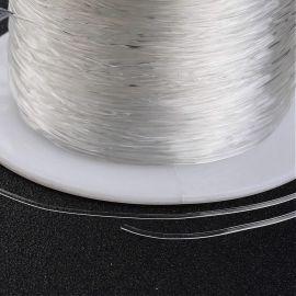 Tugev elastne kumm, 0,60 mm., Mähis ~ 100 meetrit 1 mähis