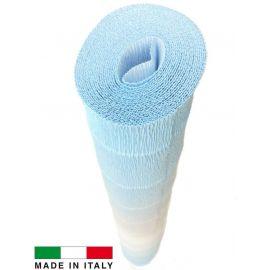 Качественная итальянская бумага, синяя 600/2, 2,50 х 0,50 м.