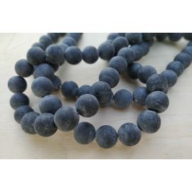 Agate beads 12 mm., 1 strand