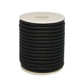 Sintētiskās gumijas auklas biezums ~ 3 mm 1 metrs