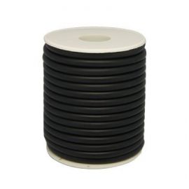 Synthetic rubber cord thickness ~3 mm 1 meter