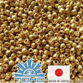 TOHO® Seed Beads Galvanized Starlight TR-11-557 11/0 (2.2 mm) 10 g.