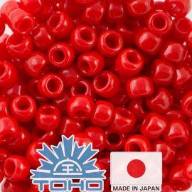 TOHO® Biseris Opaque Cherry TR-11-45A 11/0 (2,2 mm) 10 g.