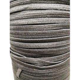Elastinė juostelė - guma 6 mm, 50 m.