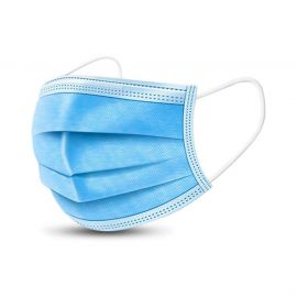 Kirurgiline kaitsev näomask - 50 tk. 1 pakk