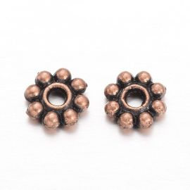 Spacer 5x1.5 mm ~30 pcs., 1 bag