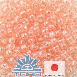 TOHO® Biseris Transparent-Lustered Rose 11/0 (2,2 mm) 10 g.