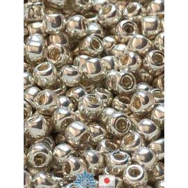 Бисер TOHO®, гальванизированный алюминий 11/0 (2,2 мм), 10 г.