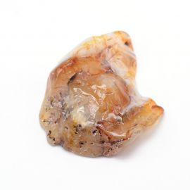 Natural Pebble Pendant 40-60x23-40x6-13 mm 1 pcs