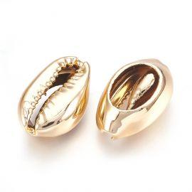 """Латунная вставка с проушинами из циркона """"Корона"""" для ожерелий браслетов диаметр ювелирного отверстия ~ 5 мм .. Platinum spa"""