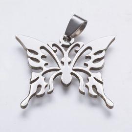 Stainless steel 202 pendant