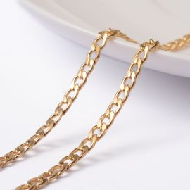Stainless steel 304 chain 5x3 mm ~ 10 m.