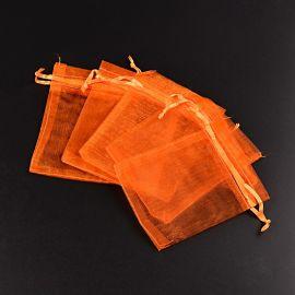 Organzos maišelis, 10x8 cm., 5 vnt.