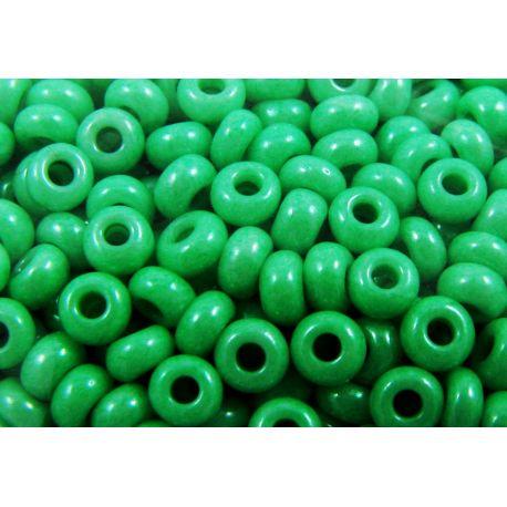 Preciosa Seed Beads (16356) green 50 g