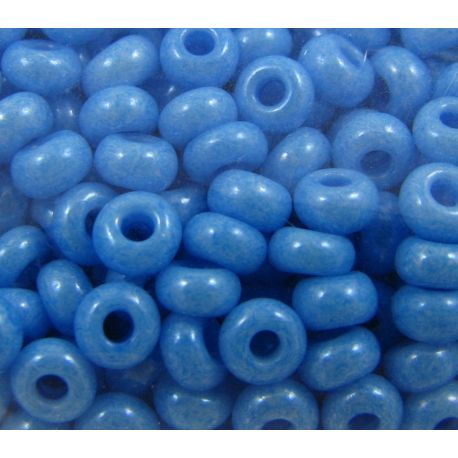 Preciosa biseris (16336) mėlynos spalvos 50 g