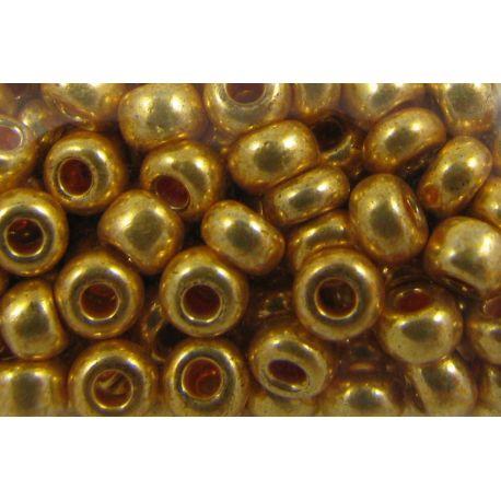 Preciosa biseris (18581) aukso spalvos 50 g