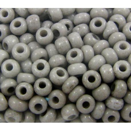 Preciosa Seed Beads (03141) grey 50 g
