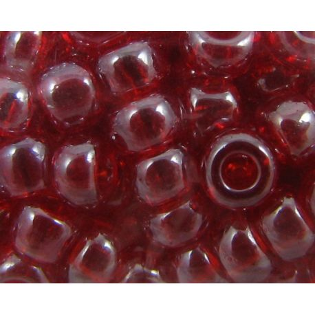 Preciosa biseris (00940) raudonos spalvos 50 g
