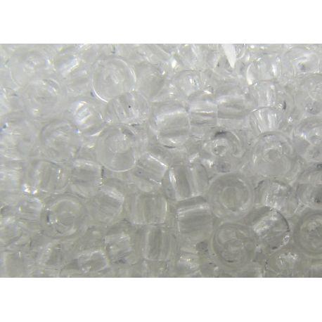 Preciosa Seed Beads (00050-10) transparent color 50 g