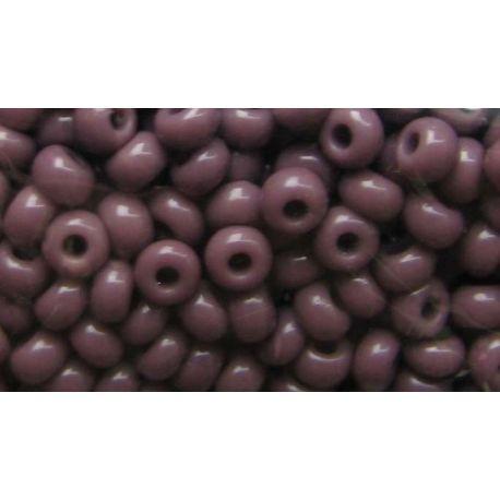 Preciosa biseris (23040-10) violetinės spalvos 50 g