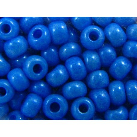 Preciosa Seed Beads (16136-10) bright blue 50 g