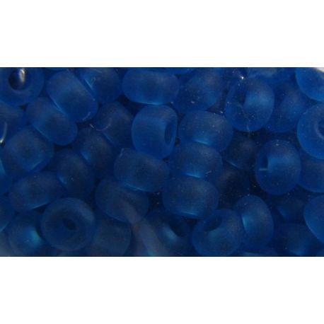 Preciosa biseris (00910-10) mėlynos spalvos 50 g