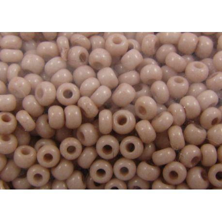 Preciosa biseris (00901-10) kreminės spalvos 50 g
