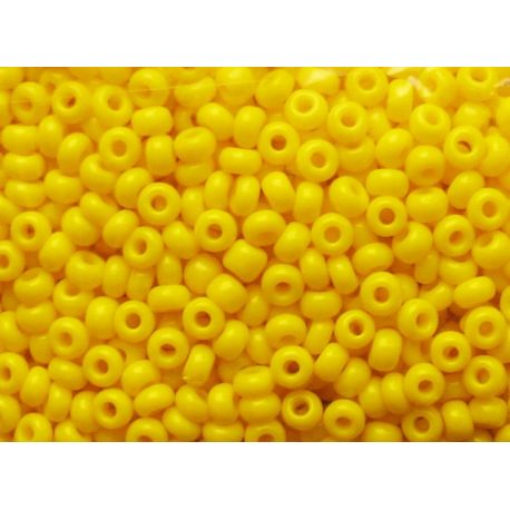 Preciosa biseris (00384-10) geltonos spalvos 50 g