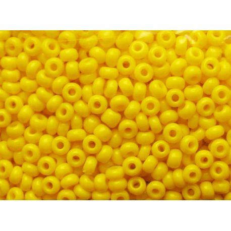 Preciosa seemnehelmed (00384-10) kollased 50 g