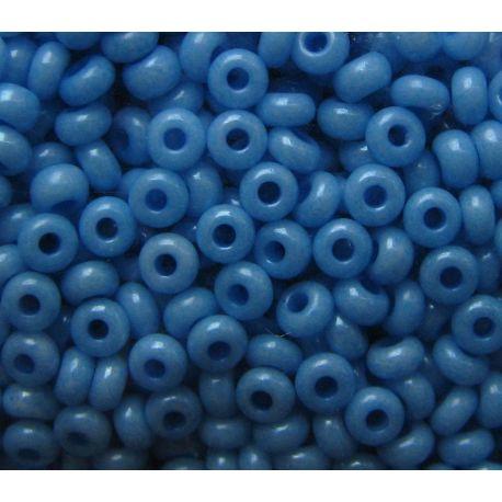 Preciosa Seed Beads (16336-10) blue 50 g