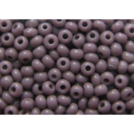Preciosa biseris (23020-10) violetinės spalvos 50 g