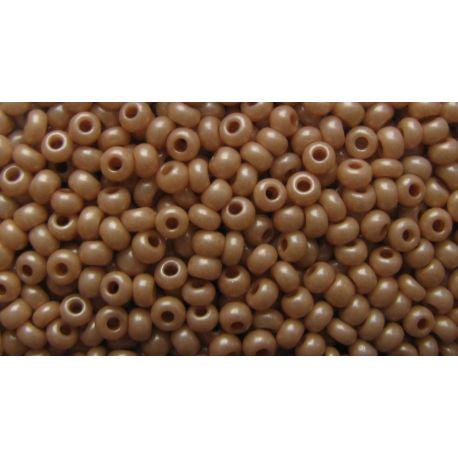 Preciosa Seed Beads (16918-10) creamy color 50 g