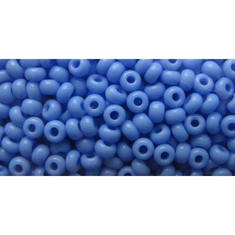 Preciosa biseris (33020-10) melsvos spalvos 50 g