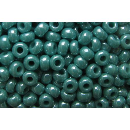 Preciosa Seed Beads (00652) electric colour 50 g