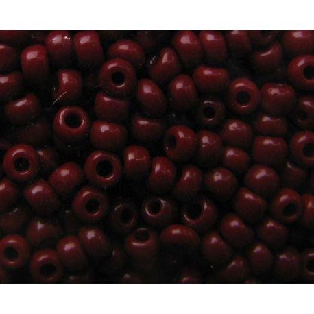 Preciosa seemnehelmed (93300-10) pruun Burgundia värv 50 g