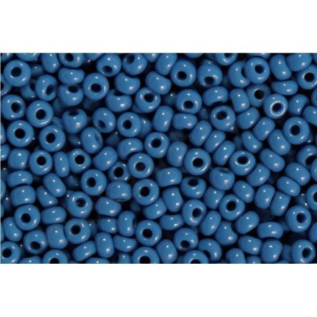 Preciosa Seed Beads (33210-10) bluish 50 g