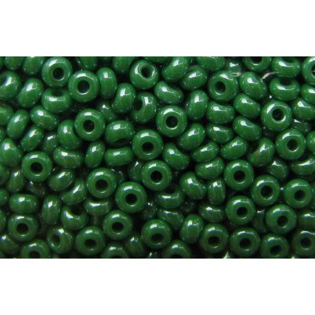 Preciosa biseris (58250) perlamutrinės žalios spalvos 50 g