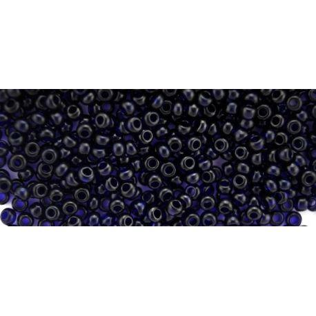 Preciosa Seed Beads (30110) dark blue 50 g