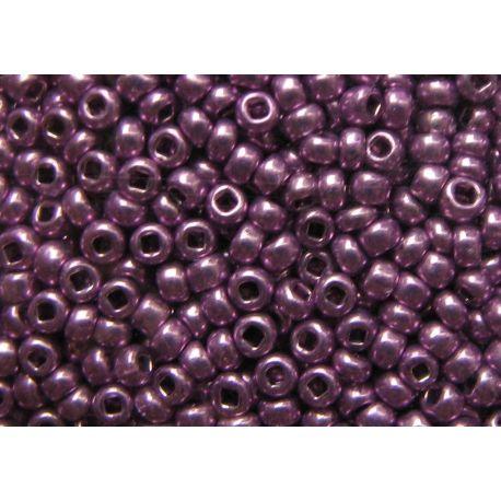 Preciosa biseris (18528-11) blizgios violetinės spalvos 50 g