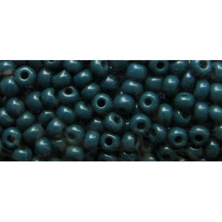 Preciosa Seed Beads (53270-11) dark green 50 g