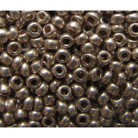 Preciosa seemnehelmed (18113-11) läikiv kullavärv 50 g